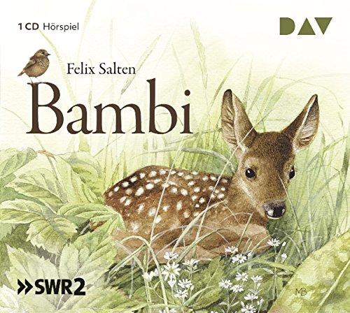 Bambi (Die Geschichte eines Rehs) (Felix Salten) SWF 1950 / DAV 2016