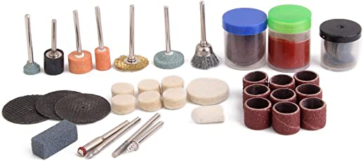 Generic 105Pcs Cutting Grinding Electric Polishing Engraving Drill Bits Rotary Set