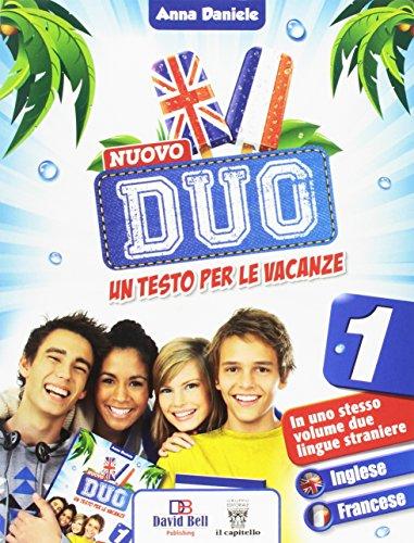 Nuovo Duo. Inglese + Francese. Per la Scuola media