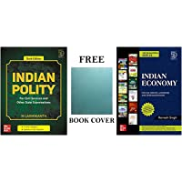Combo of Indian Polity (M. Laxmikanth - 6th Edition) and Indian Economy (Ramesh Singh - 12th Edition) by McGraw Hill…