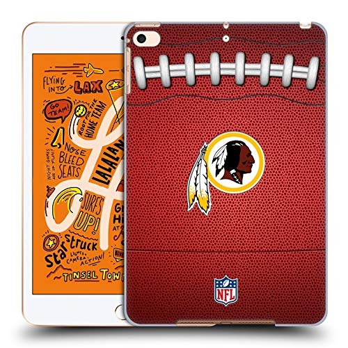 Head Case Designs Offizielle NFL Fußball 2018/19 Washington Redskins Harte Rueckseiten Huelle kompatibel mit iPad Mini (2019) Washington Nationals Ipad