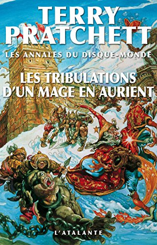 Terry Pratchett - Les Annales du Disque-Monde T17-18-19