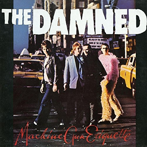 the Damned: Machine Gun Etiquette (Audio CD)