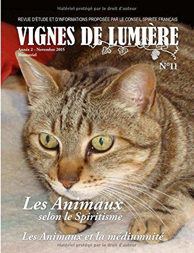 Vignes de Lumière n°11 par Conseil Spirite Français
