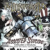 Songtexte von X‐Raided - The Unforgiven, Volume 2.5: Assisted Suicide (Collector's Edition)