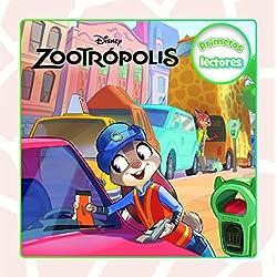 Zootrópolis. Primeros lectores (Disney. Zootrópolis)