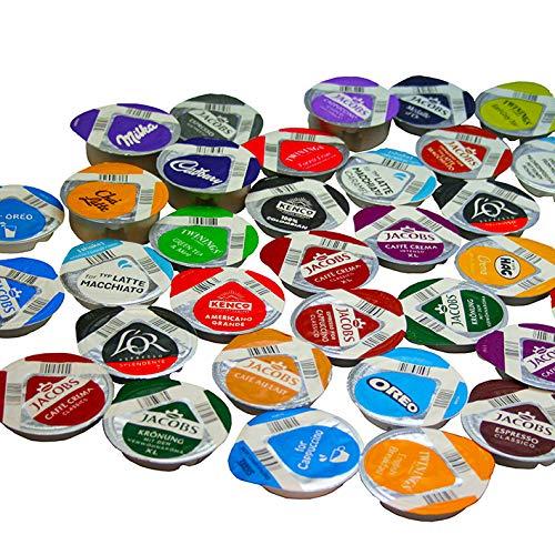 Tassimo - Capsule T-disc, 37 aromi (46 T-disc)