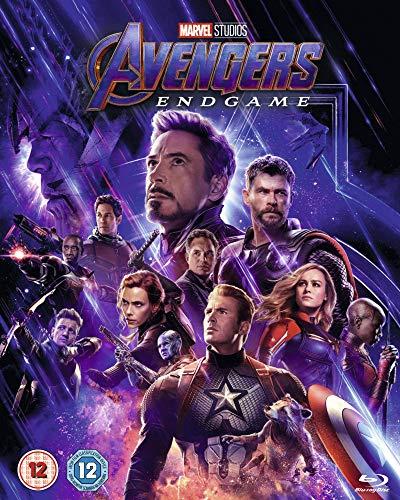 Avengers: Endgame Blu-ray Includes Bonus Disk [2019] [Region Free]