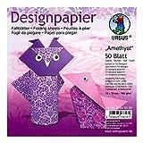 Ursus 22845599 - Designpapier Amethyst