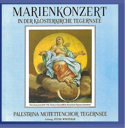 Marienkonzert in der Klosterkirche Tegernsee