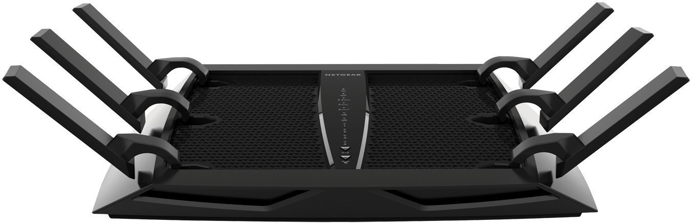 Netgear Nighthawk R8000-100PES Tri-Band Gigabit Router