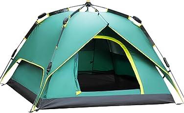 WETOO Automatisch Pop up Zelt Outdoor Camping Wandern
