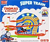 Sanyal Super Magnetic Train with Stereo Light Musical TRACK SET and Real Engine Sound Effect Game Set