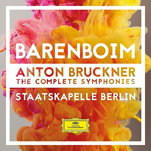 Anton Bruckner-the Complete Symphonies (Sb Spiel H)