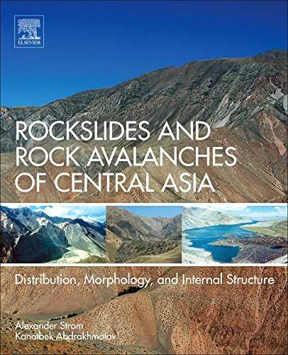 Price comparison product image Rockslides and Rock Avalanches of Central Asia: Distribution,  Morphology,  and Internal Structure