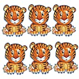 Pack of 10 Chocolate Tigers