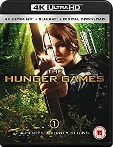 The Hunger Games 4K [Blu-ray] [2016]