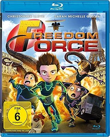 Freedom Blu Ray - Freedom Force (Blu-Ray) [Import
