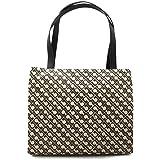Gherardini Borsa Donna Shopping Con Tre Zip Luggage