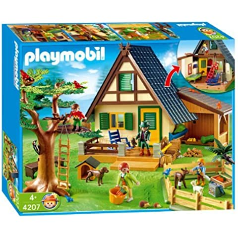 Playmobil - Casita del Guarda (4207)