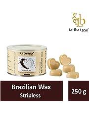 Le Bonheur.. Brazilian Wax for Sensitive Skin and Delicate Areas, 250 g