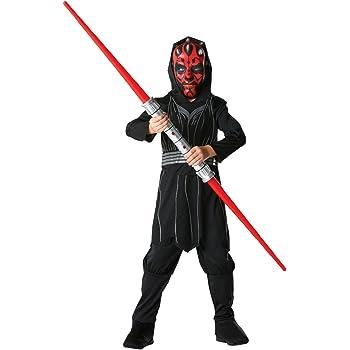 Rubie's Darth Maul - Star Wars - Childrens Costume - Grandi - 128 Centimetri