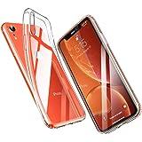 ESR Funda para iPhone XR, Funda Suave TPU Gel Ultra Fina Protección a Bordes y Cámara Compatible con Carga Inalámbrica Enjaca