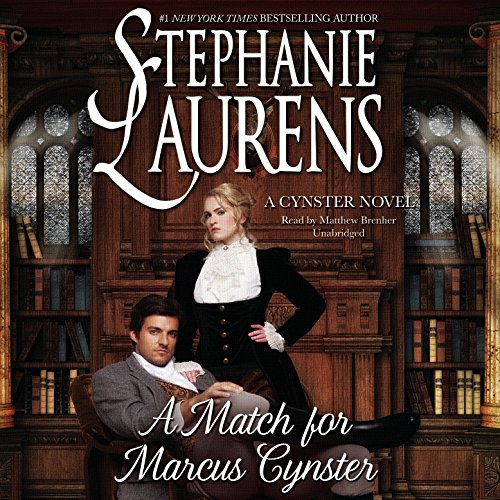 A Match for Marcus Cynster  Audiolibri