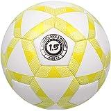 YANYODO Mini-Fußball für Kinder, Kleinkinder, Kinder, leicht, für drinnen und draußen, Größe 1,5