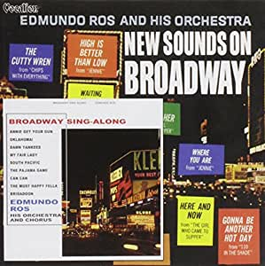 New Sounds On Broadway/Broadway Sing-Along