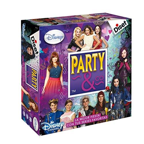Disney - Party & Co 3.0, juego de mesa (Diset 46503)