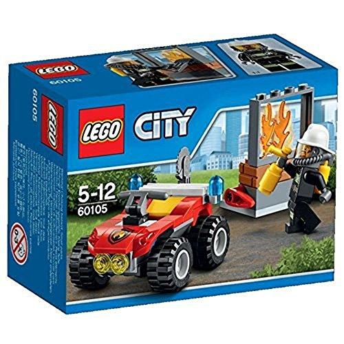 LEGO City 60105 - Feuerwehr-Buggy
