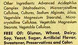 614 Go4TPjL. SL160  - Solgar Acidophilus Integratore Alimentare di Fermenti Lattici - 50 Capsule Vegetali