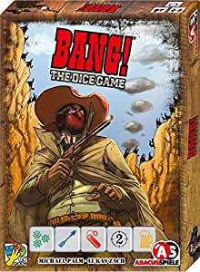 ABACUSSPIELE 36132 - Bang - The Dice Game