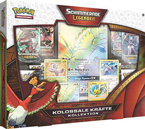 Pokemon 25973 Company International - PKM SM03.5 Super-Premium Collection, Sammelkartenspiel