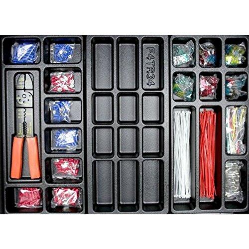 Benson Tools Werkstattwagen mit 1121 Teile - 8