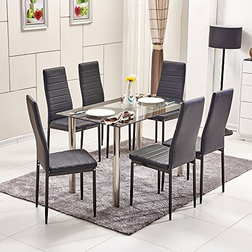 ospi-clear-with-black-trim-tempered-glass-dinner-table-6-leather-cover-chairs-sets-white-color-power