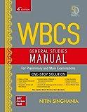WBCS General Studies Manual - For Preliminary and Main Examinations (English, 4th Edition)
