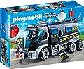 Playmobil 9360 - SEK-Truck mit Licht und Sound Spiel