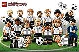 Lego Minifiguren Die Mannschaft kompletter Satz alle 16 Figuren