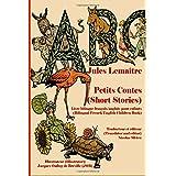 ABC Petits Contes (Short Stories): Livre bilingue français/anglais pour enfants (Bilingual French/English Children Book) (Illustrated)