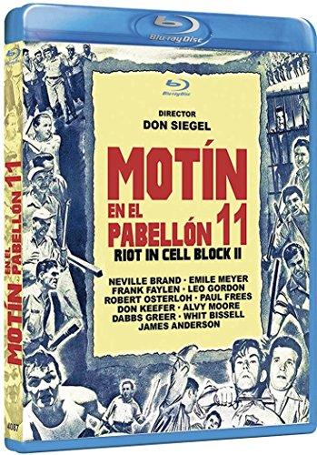 motin-en-el-pabellon-11-blu-ray-riot-in-cell-block-11-blu-ray