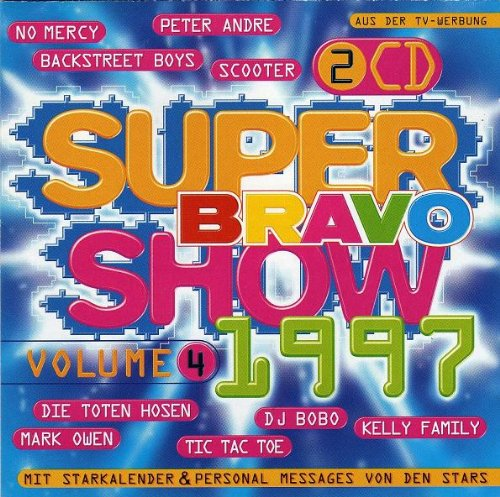 SuperShow - 40 Titel (Doppel-CD) -