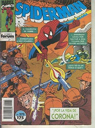 Spiderman volumen 1 numero 275