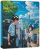 Your Name - Édition Steelbook - Combo Bluray/DVD - Inclus l'OST du film [Combo Blu-ray + DVD + CD BO - Édition boîtier SteelBook]