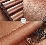 Reyqing  Oberfläche Waschbar Seidentapeten, Reine Non-Woven Textil, Tapeten, Schlafzimmer, Wohnzimmer, Tv-Hintergrund, Wand Tapeten, 5 Bronze, Wallpaper Nur