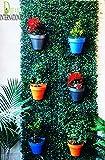 Best Artificial Grass - Dream International Green Leaves Grass Wall Hanging And Review