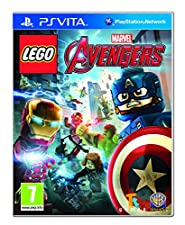 LEGO Marvel Avengers (PlayStation Vita) [Edizione: Regno Unito]