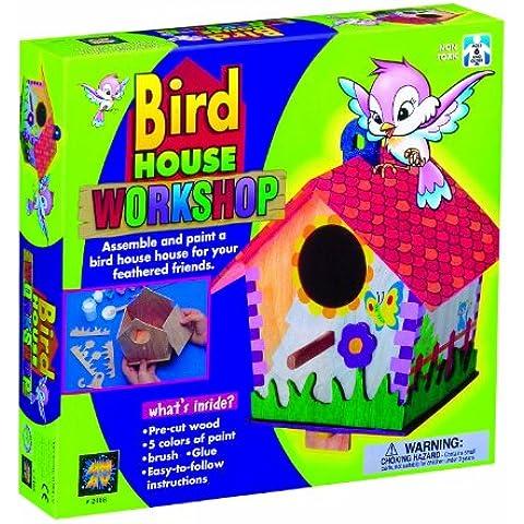 MM Extra Casetta per uccelli da montare,