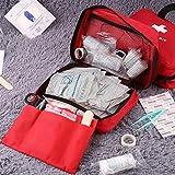 Erste-Hilfe-Kit Tasche im Freien Home Medical Emergency Kit Überleben leere Tasche multifunktionale medizinische Handtasche für Camping Reisen